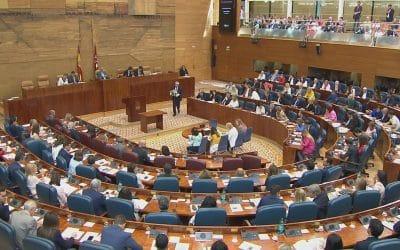 AEPAE comparece ante la Asamblea de Madrid