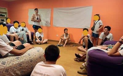 """Campamento 2020 – Día 1: """"Indefensión aprendida"""""""