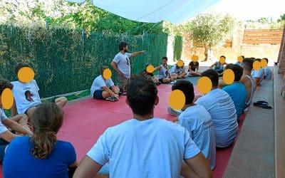"""Campamento 2020 – Día 2: """"Yo soy …"""""""