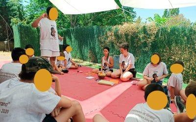 """Campamento 2020 – Día 4: """"La rabia se va por la ventana"""""""
