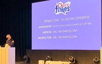 """Cuétara, colaborador de AEPAE, recibe el premio """"El Chupete 2020"""""""