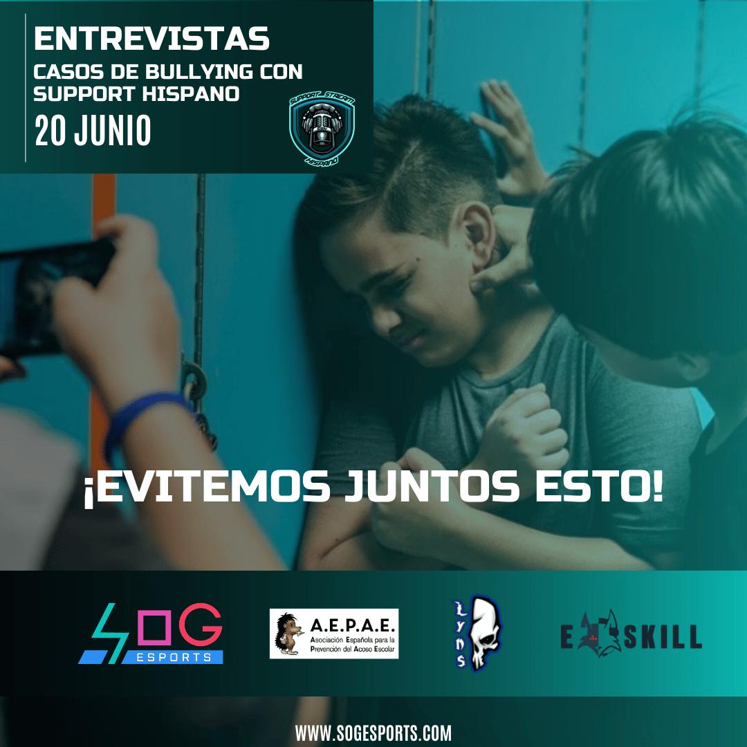 AEPAE y SoG Esports - Torneo benéfico online