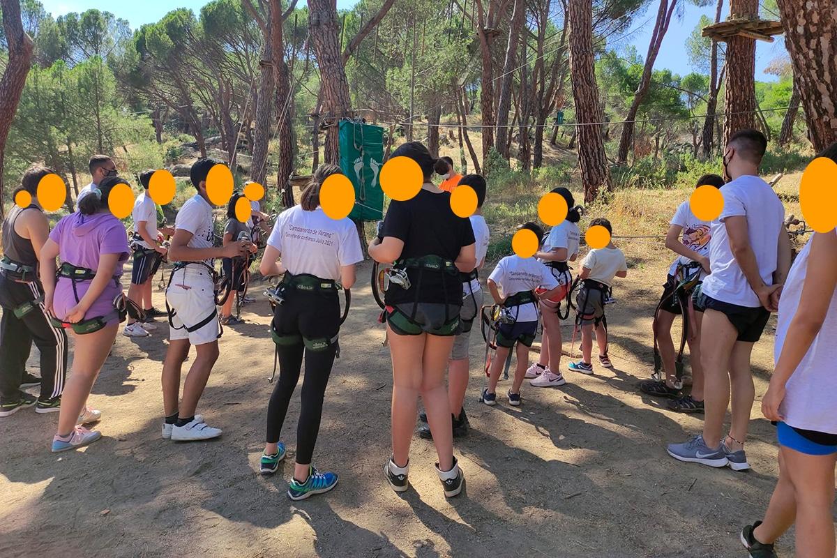 """Campamento 2021 – Día 3: """"Un viejo conocido llamado «miedo»"""""""