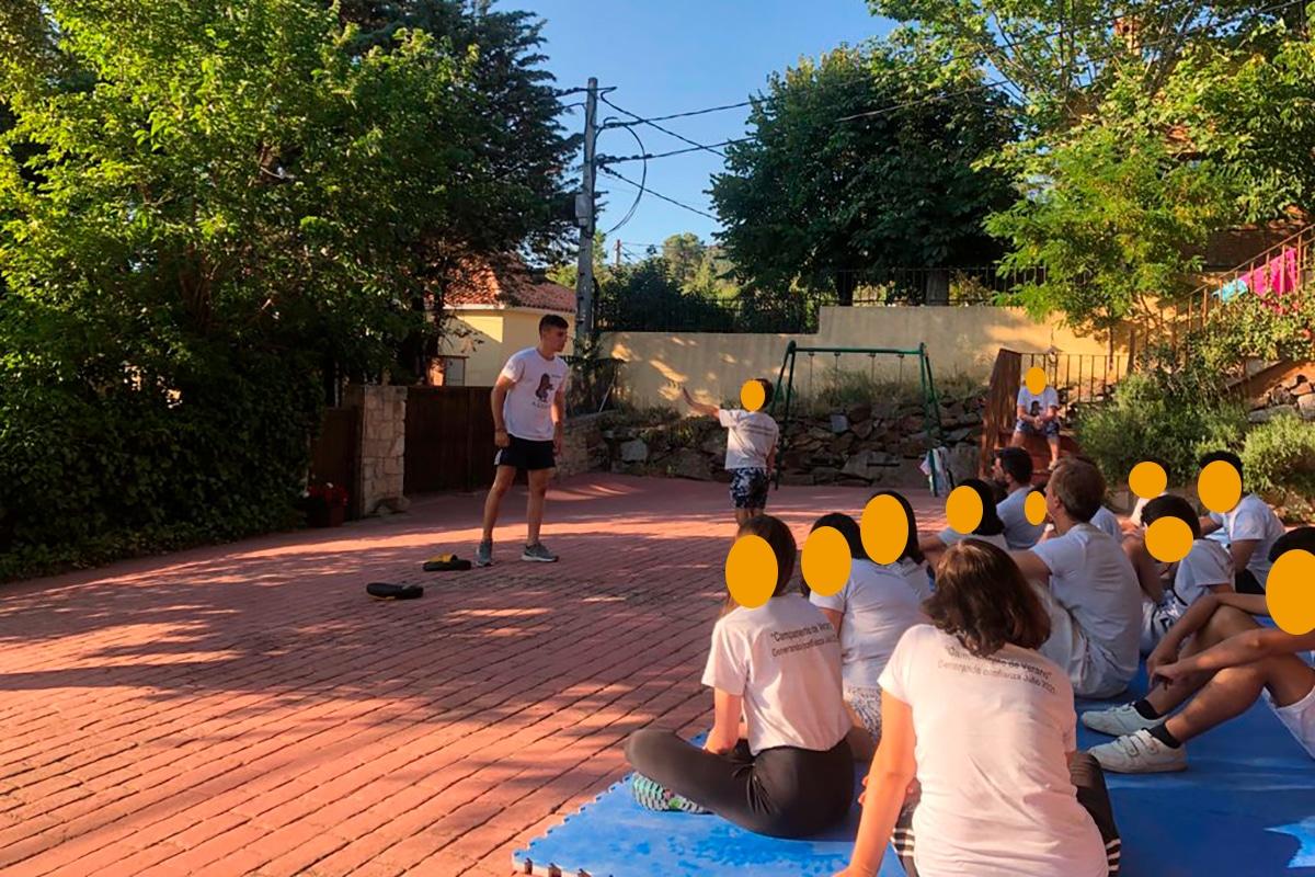 Campamento 2021 – Día 4: «La indefensión aprendida… más actual que nunca»