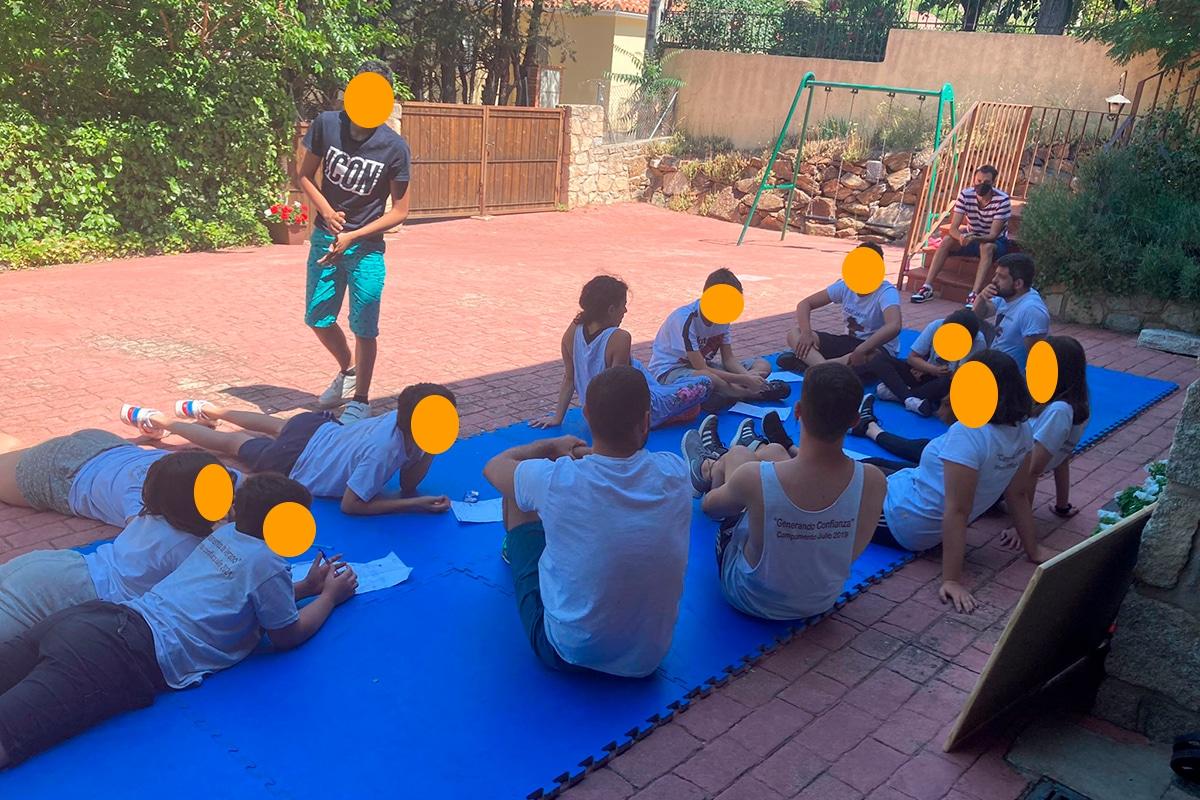 Campamento 2021 – Día 5: «La fuerza del NO»