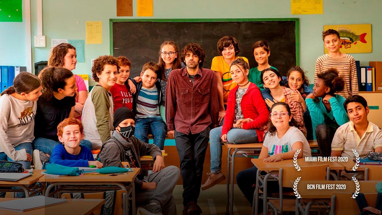 Cine sobre acoso escolar: «Uno para todos»